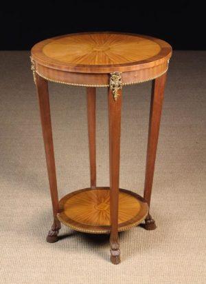 Lot 550 | Fine Furniture