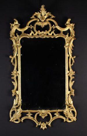 Early George III Mirror | Fine Furniture