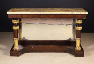 Parcel Gilt Console Table | Fine Furniture