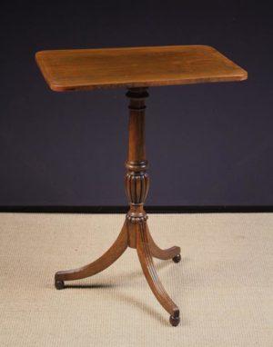 Regency Period Rosewood Tripod Wine Table | Fine Furniture