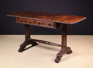 Rosewood Sofa Table | Fine Furniture