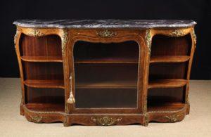 19th Century Kingwood Credenza | Fine Furniture