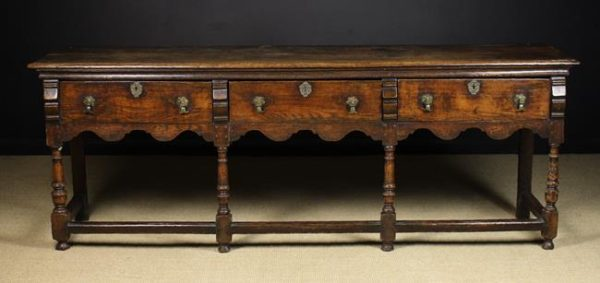 Lot 15 | Period Oak & Country Furniture | Wilkinsons Auctioneers Doncaster