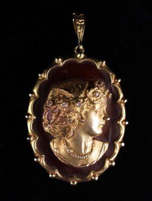 Lot 5 | Bijouterie & Cabinet Sale | Wilkinsons Auctioneers Doncaster