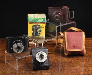 Lot 123 | Antique Cameras & Vintage Trains Sale | Wilkinsons Auctioneers Doncaster