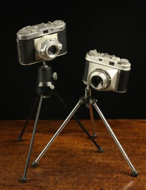 Lot 131 | Antique Cameras & Vintage Trains Sale | Wilkinsons Auctioneers Doncaster