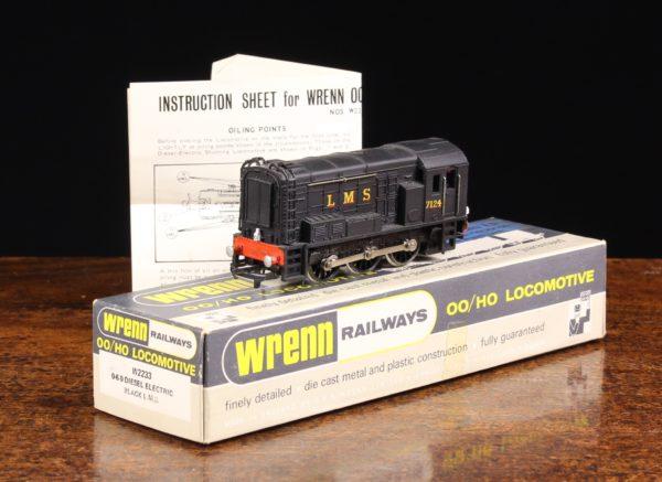 Lot 15 | Antique Cameras & Vintage Trains Sale | Wilkinsons Auctioneers Doncaster