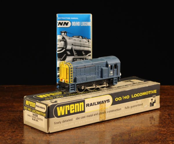 Lot 16 | Antique Cameras & Vintage Trains Sale | Wilkinsons Auctioneers Doncaster