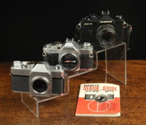 Lot 161 | Antique Cameras & Vintage Trains Sale | Wilkinsons Auctioneers Doncaster