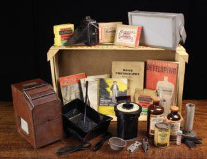 Lot 206 | Antique Cameras & Vintage Trains Sale | Wilkinsons Auctioneers Doncaster