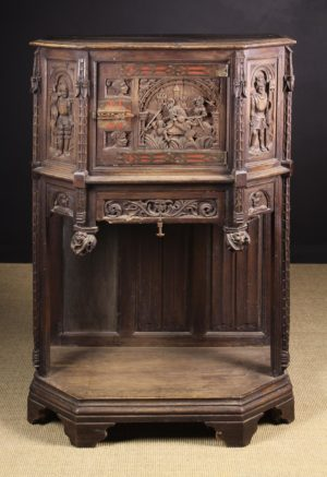 Lot 242 | Period Oak & Country Furniture Dec 20 | Wilkinsons Auctioneers Doncaster