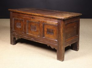 Lot 606 | Period Oak & Country Furniture Dec 20 | Wilkinsons Auctioneers Doncaster