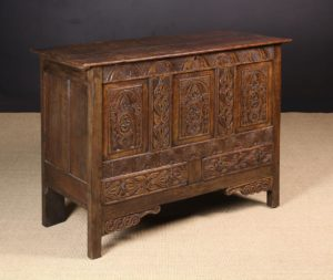 Lot 614 | Period Oak & Country Furniture Dec 20 | Wilkinsons Auctioneers Doncaster