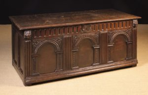 Lot 670 | Period Oak & Country Furniture Dec 20 | Wilkinsons Auctioneers Doncaster