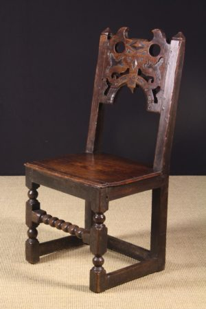 Lot 671 | Period Oak & Country Furniture Dec 20 | Wilkinsons Auctioneers Doncaster