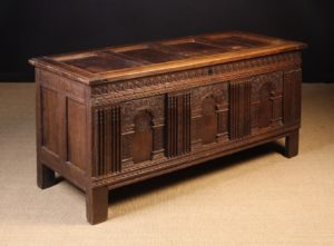 Lot 674 | Period Oak & Country Furniture Dec 20 | Wilkinsons Auctioneers Doncaster