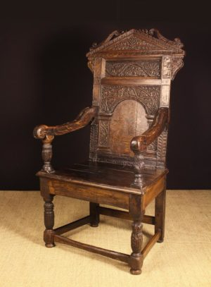 Lot 675 | Period Oak & Country Furniture Dec 20 | Wilkinsons Auctioneers Doncaster