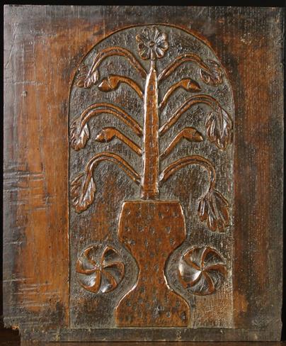 Lot 44 | Period Oak