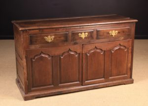 Lot 206 | Period Oak