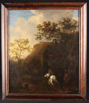 Lot 410 | Period Oak