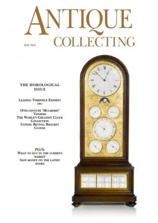 antique collectors cover