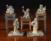 Lot 30 | Fine Furniture, Paintings, Bronzes & Effects | Wilkinson's Auctioneers
