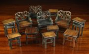 Lot 57 | Fine Furniture, Paintings, Bronzes & Effects | Wilkinson's Auctioneers