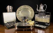 Lot  133  | Fine Furniture and Art, Estate Clearance and Effects | Wilkinson's Auctioneers
