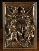 Lot 9 | Period Oak, Paintings, Carvings, Country Furniture and Effects | Wilkinson's Auctioneers