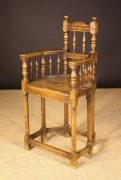 Lot 120 | Period Oak, Paintings, Carvings, Country Furniture and Effects | Wilkinson's Auctioneers