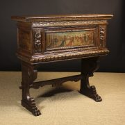Lot 153 | Period Oak, Paintings, Carvings, Country Furniture and Effects | Wilkinson's Auctioneers