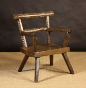 Lot 87   Period Oak, Paintings, Carvings, Country Furniture and Effects   Wilkinson's Auctioneers