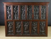 Lot 38 | Period Oak, Carvings, Country Furniture and Effects | Wilkinson's Auctioneers