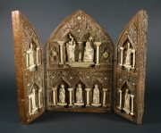Lot 82 | Period Oak, Carvings, Country Furniture and Effects | Wilkinson's Auctioneers