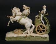 Lot 161 | Fine Furniture, Paintings, Bronzes & Effects | Wilkinson's Auctioneers