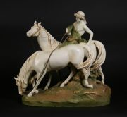 Lot 162 | Fine Furniture, Paintings, Bronzes & Effects | Wilkinson's Auctioneers