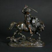 Lot 20 | Fine Furniture, Paintings, Bronzes & Effects | Wilkinson's Auctioneers