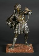 Lot 22 | Fine Furniture, Paintings, Bronzes & Effects | Wilkinson's Auctioneers