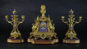 Lot 3 | Fine Furniture, Paintings, Bronzes & Effects | Wilkinson's Auctioneers