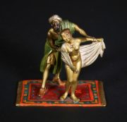 Lot 68 | Fine Furniture, Paintings, Bronzes & Effects | Wilkinson's Auctioneers