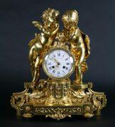Lot 2 | Fine Furniture, Clocks, Bronzes & Effects | Wilkinson's Auctioneers