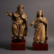 Lot 1 | Period Oak, Walnut, Carvings, Paintings & Effects | Wilkinson's Auctioneers