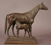 Lot 1 | Fine Furniture, Paintings, Bronzes & Effects | Wilkinson's Auctioneers