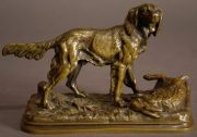 Lot 196 | Fine Furniture, Paintings, Bronzes & Effects | Wilkinson's Auctioneers