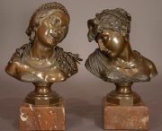 Lot 203 | Fine Furniture, Paintings, Bronzes & Effects | Wilkinson's Auctioneers