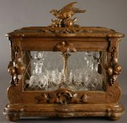 Lot 214 | Fine Furniture, Paintings, Bronzes & Effects | Wilkinson's Auctioneers