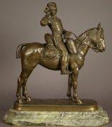 Lot 236 | Fine Furniture, Paintings, Bronzes & Effects | Wilkinson's Auctioneers