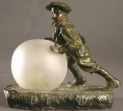Lot 238 | Fine Furniture, Paintings, Bronzes & Effects | Wilkinson's Auctioneers