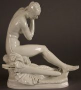 Lot 272 | Fine Furniture, Paintings, Bronzes & Effects | Wilkinson's Auctioneers