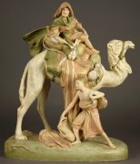 Lot 304 | Fine Furniture, Paintings, Bronzes & Effects | Wilkinson's Auctioneers